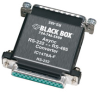 Async RS-232 to RS-485 Interface Bidirectional Converter, DB25 Female to DB25 Male -- IC1478A-F