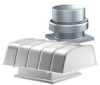 Centrifugal Roof Exhaust Fans - Image