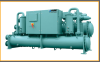 YVWA Water-Cooled Variable Speed Screw Chiller
