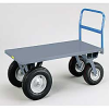 LITTLE GIANT Cushion Load High-Platform Trucks -- 5278300