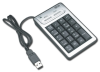 Tripp Lite Notebook Keypad with 2 USB Ports -- KP3040