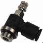 Miniature Flow Control Regulator Valves -- FCMB731 Miniature Bi-directional Flow Control - BSPP