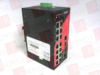 16 10/100TX + 2 10/100/1000T/SFP COMBO INDUSTRIAL ETHERNET SWITCH EXTENDED OPERATING TEMPERATURE (-40C ~ 80C) -- LNX1802GT - Image