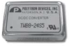 DC-DC Converter, 8 Watt Single and Dual Output for Railway -- TWB8 -Image