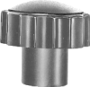 Fluted Plastic Knob -- Model 32317