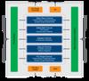 PowerQUICC to PCI Bridge -- CA91L862A-50IE - Image