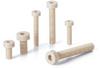 Plastic screw - Hex Socket Low Head Bolt - PEEK -- SPE-LC -Image