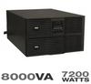 TrippLite SU8000RT3U EZ-series Rack/Tower System - 8000VA, 7 -- SU8000RT3U