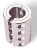 Metric Couplings Two Piece Stainless Steel Clamp Style -- 5SM045045F