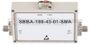 12 GHz to 18 GHz, 43 dB Gain Broadband High Gain Amplifier with 1 Watt and SMA -- SBBA-180-43-01-SMA -Image