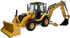 Backhoe Loaders -- 420F