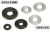 Adjust Metal Washer - Stainless Steel -- SWAS-AW - Image