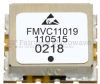 VCO (Voltage Controlled Oscillator) 0.5 inch SMT (Surface Mount), Frequency of 1.35 GHz to 1.65 GHz, Phase Noise -90 dBc/Hz -- FMVC11019