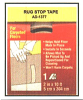 Rug-Stop® Tape, Size 2