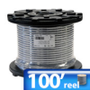 CONTROL CABLE 100ft 14AWG 3-COND FLEXIBLE UNSHIELDED -- V60127-100
