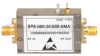 Medium Power Amplifier at 29 dBm P1dB Operating From 60 MHz to 6 GHz with 36 dB Gain, 39 dBm IP3 and SMA -- SPA-060-36-008-SMA -Image