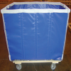 10 Bushel Blue Vinyl Truck -- 50868 - Image