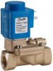 Servo-operated 2/2-way Solenoid Valves for High Pressure EV224B