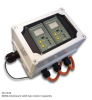 Hanna NEMA Enclosure pH/EC CONTROLL SYSTEM with Two Meter Capacity -- HI1222 - Image