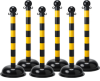 Bradylink Reflective Striped Warning Posts - Large -- 92125 - Image