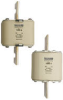 Low Voltage IEC Fuses: NH fuse-links gG 500VAC top indicator/live tags size 4, 4a -- NH4GG50V630-8