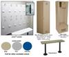 Lenox® Plastic Lockers -- H00208710 -Image