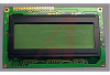 LCD,CHARACTER MODULE,20X4,REFLECTIVE,GRAY MODE STN,BOTTOM VIEW -- 70039309