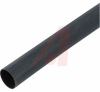 Tubing, adhesive wall; 0.354 in. ID; 3:1 Shrink; 48 in. length; Black -- 70101281