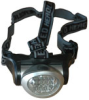 LED Headlight - 1 Watt Luxeon LED - Adjustable - 3-AAA Batteries -- FLAH-1