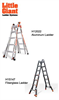 LITTLE GIANT® MULTI-USE LADDERS -- H12017 - Image