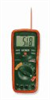 EX470 - Extech True-RMS Multimeter with Infrared Temperature -- GO-26848-22