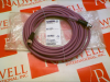 SAC-2P-M12MSB/ 6 0-910/M12FSB-BUS SYSTEM CABLE PROFIBUS 2-POS. PUR VIOLET HALOGEN-FREE SHIELDED STRAIGHT CONNECTOR M12 B-CODED ON STRAIGHT M12 SO -- 1530249