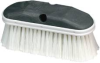 BRUSH VEHICLE WASH 9IN WHITE WITH POLYSTYRENE BRISTLES -- CSM36120902