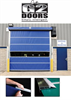 HIGH PERFORMANCE ROLL-UP DOORS -- G2 DOORS