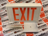 ASTRALITE INC ALS-3000-XSA ( EXIT SIGN LED DOUBLE SIDED 120VAC ) -- View Larger Image
