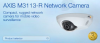 AXIS M3113-R Network Camera