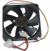 Yate Loon Low Speed 120mm Fan (28dBa, 47CFM) -- 17140 -- View Larger Image