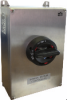 3 Pole Stainless Steel Enclosed Motor Disconnect Switches -- KER4125UL Y/R -Image