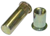 Internaly Threaded Rivet,Low profile head Closed End - Metric -- aels8-1015-3-8-b - Image