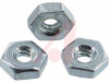 Nut, Scrw; 4-40; Screw; Thread; Zinc Plating -- 70181541 - Image