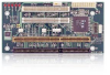 Wallmount, PCISA, 4-Slot Backplane, 1 PCI, 1 ISA, Single Segment -- BP-204SS-P1