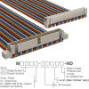 Rectangular Cable Assemblies -- M3BYK-5036R-ND -Image