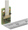 Miniature Linear PCB Level Incremental Magnetic Encoder -- RLB Series -- View Larger Image