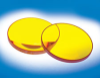 ZnSe Plano-Convex Lens 12.7mm Dia. x 25.4mm FL -- NT49-044 - Image