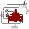 Ductile Iron On-Off Float Valve (6