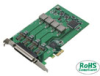 RS-422A/485 Isolated Serial I/O Board -- COM-4PD-PE
