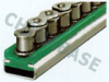 Chain Guides with Metallic Profile for Vertical Single Roller Chains -- Type CUU -Image