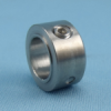 Precision 2 Screw Collar Shaft Clamps -- CR2-0712.0779 S - Image