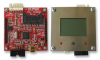 DEVELOPMENT BOARD WITH LCD, 3-AXIS ACCELEROMETER -- 25R4922