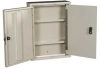 Heavy Duty Narcotics Cabinet Thin (15 x 11 x 4) Double .. -- 2701